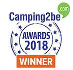 Camping2be Awards 2018