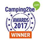 Camping2be Awards 2017