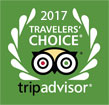 Tripadvisor 2017 - Travellers choice