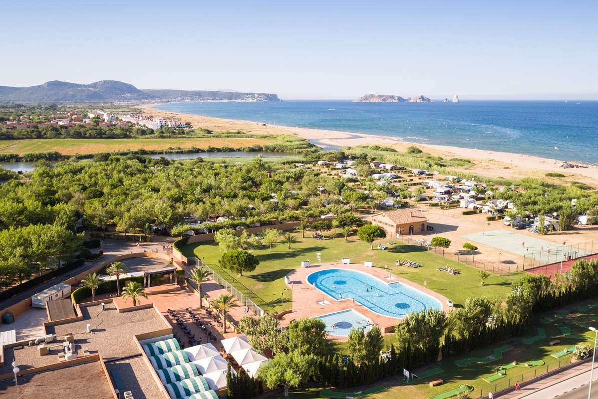 Campsite Playa Brava, Spain, Costa Brava, Pals