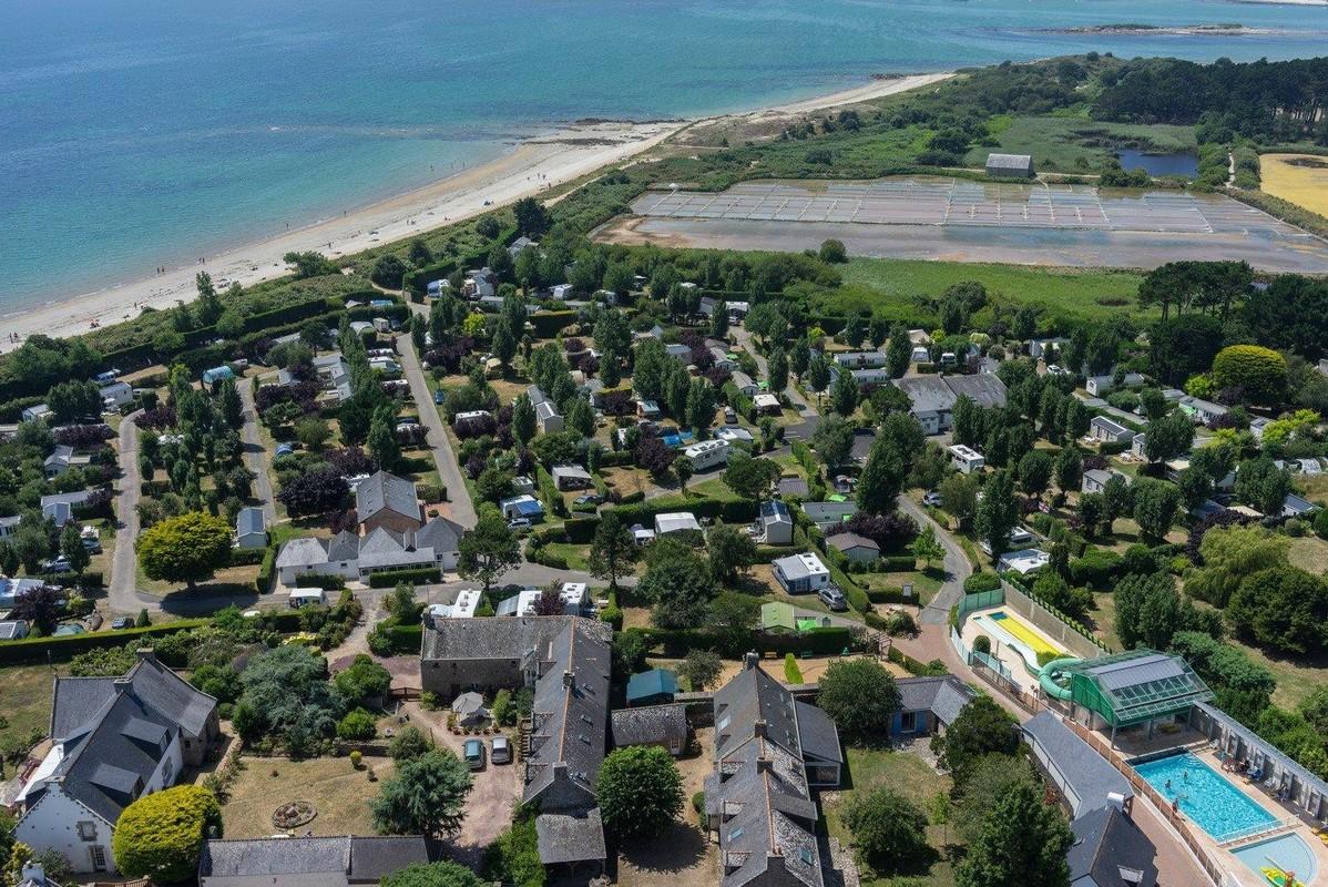 Camping Camping La Plage, France, Bretagne, La Trinité sur Mer