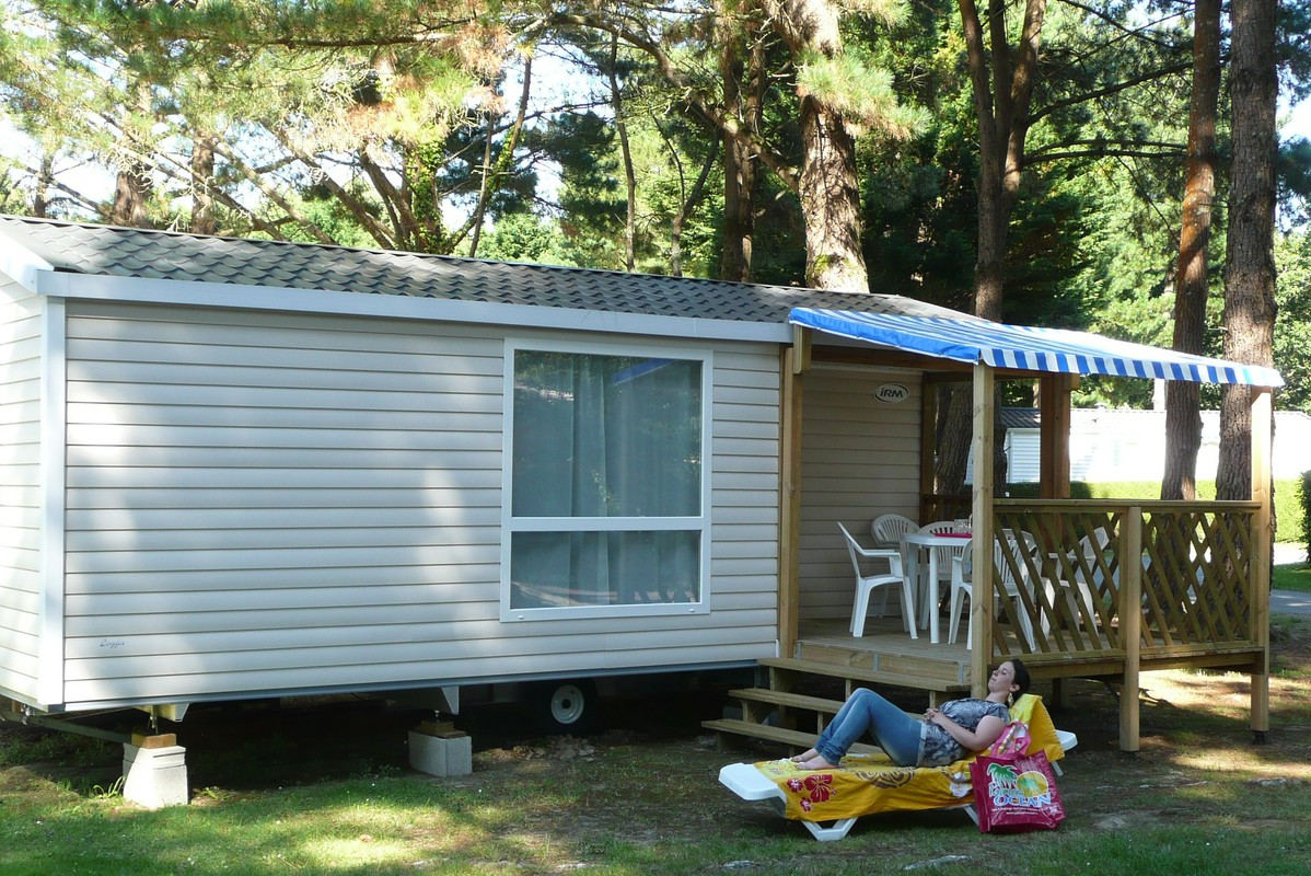 Camping Le Domaine d'Inly, Francia, Bretagne