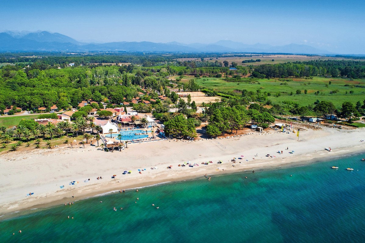 Camping Marina d'Erba Rossa, France, Corse, Ghisonaccia