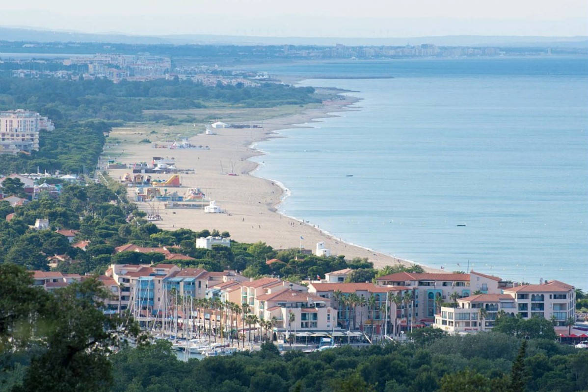 Camping Coste Rouge, Francia, Languedoc-Rosellón, Argelès sur Mer