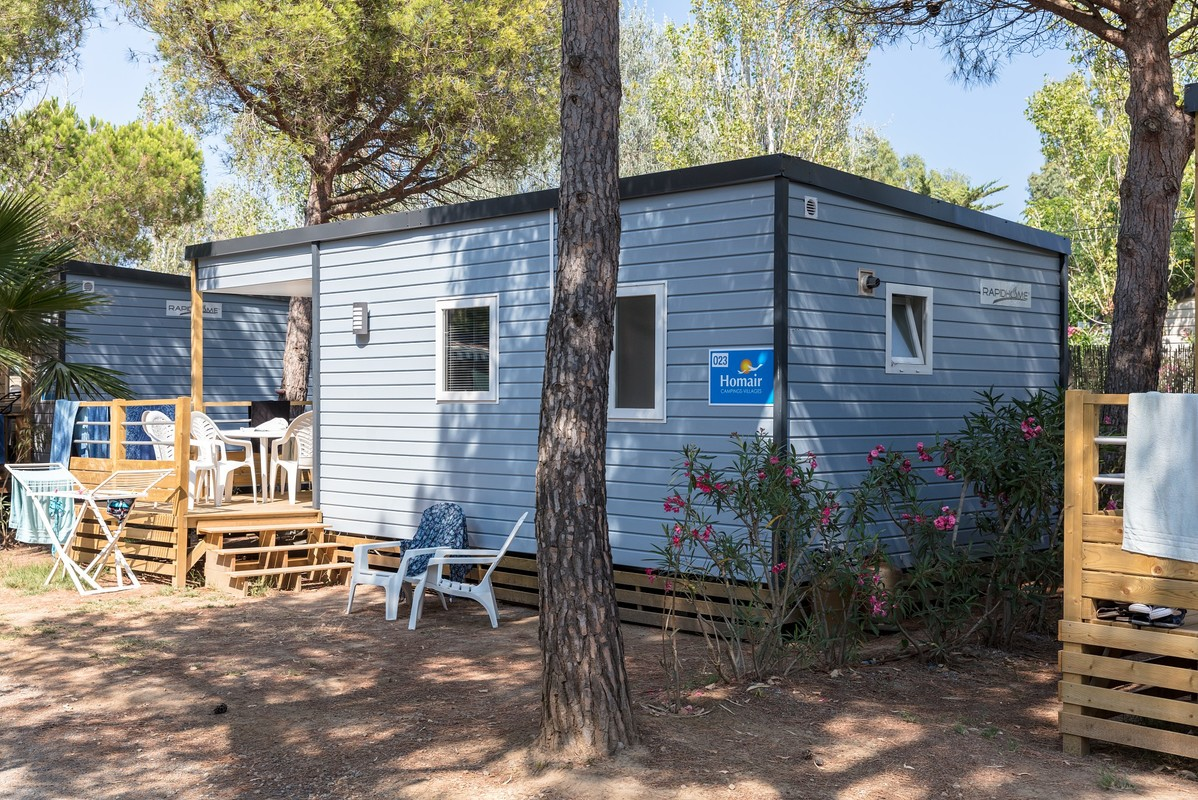Camping Oasis California, Francia, Languedoc-Rosellón, Le Barcarès