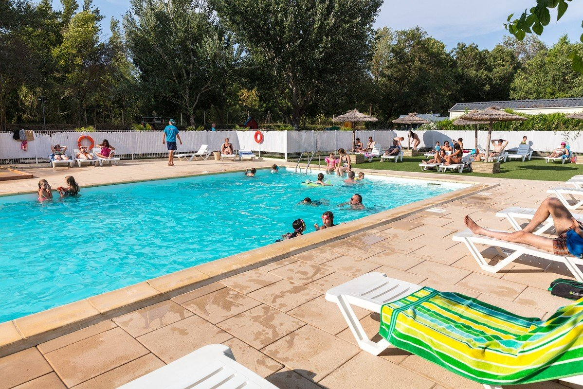Camping Le Val de Cesse, Francia, Languedoc-Rosellón, Mirepeisset