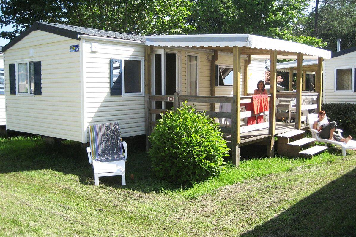 Camping Mayotte Vacances, Francia, Landas, Biscarrosse