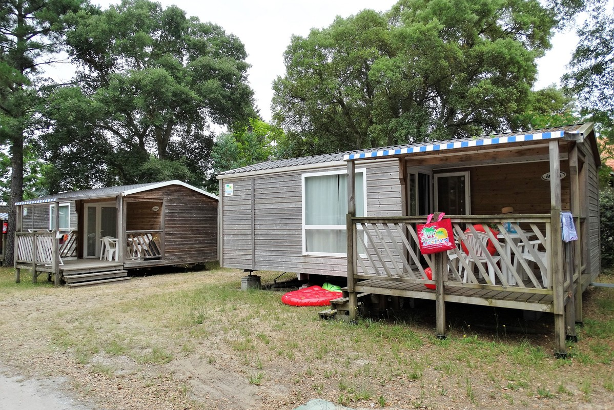 Camping L'Airial, France, Les Landes, Soustons