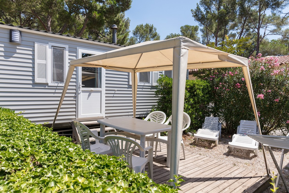 Campsite Lou Cigalon, France, Provence French Riviera, La Couronne - Sausset Les Pins
