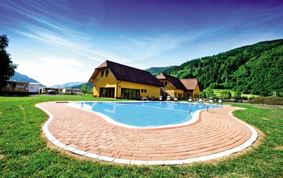 Bella Austria, Swimming pool   - Camping Bella Austria, Autriche, Styrie, St. Peter am Kammersberg