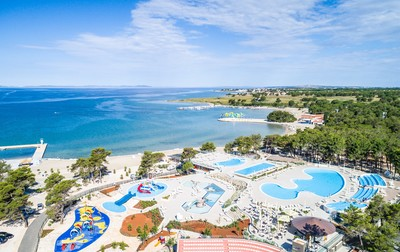 Camping Zaton Holiday Resort, Croacia, Dalmacia, Zadar