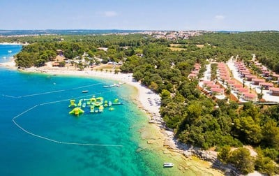 Camping Brioni Sunny Camping, Croatie, Istrie, Pula