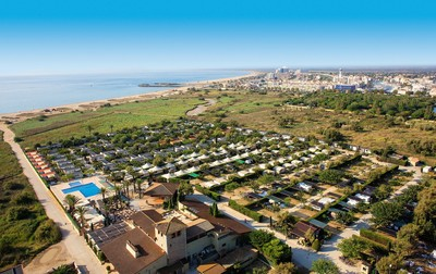 Campsite Castell Mar, Spain, Costa Brava, Empuriabrava