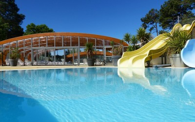 Campsite Les Embruns, France, Gironde, Cap Ferret