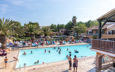 Camping Les Salisses, Francja, Langwedocja Roussillon, Vias Plage