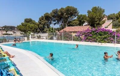 Camping Lou Cigalon, France, Provence Côte d'Azur, La Couronne - Sausset Les Pins